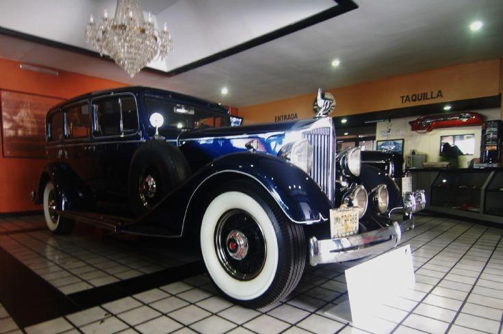 1934 Packard Limousine Super 8