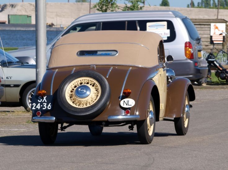 1940 DKW F8