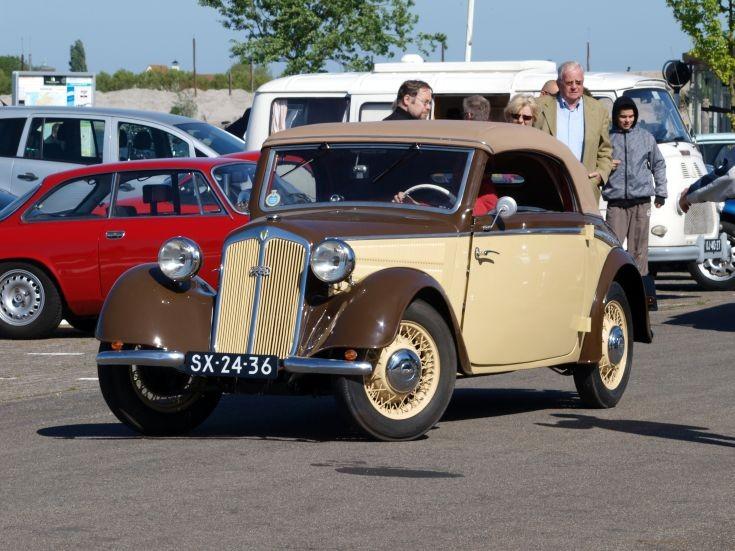 1940 DKW convertibl