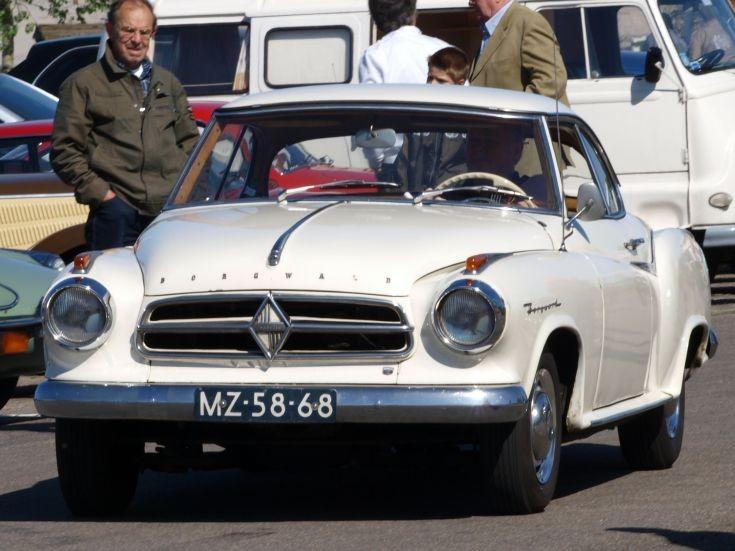 White Borgward