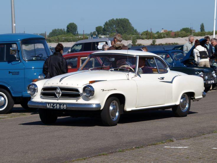 Classic Borgward Isabella Coupe