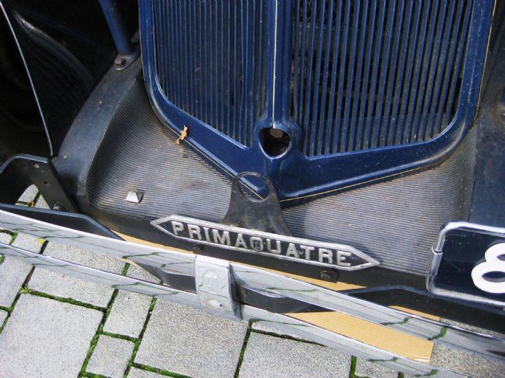 1931 Renault, image 5.