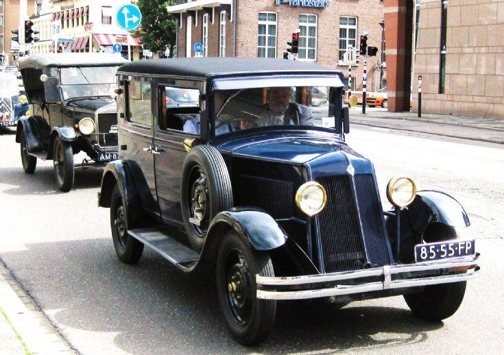 1931 Renault, image 6.