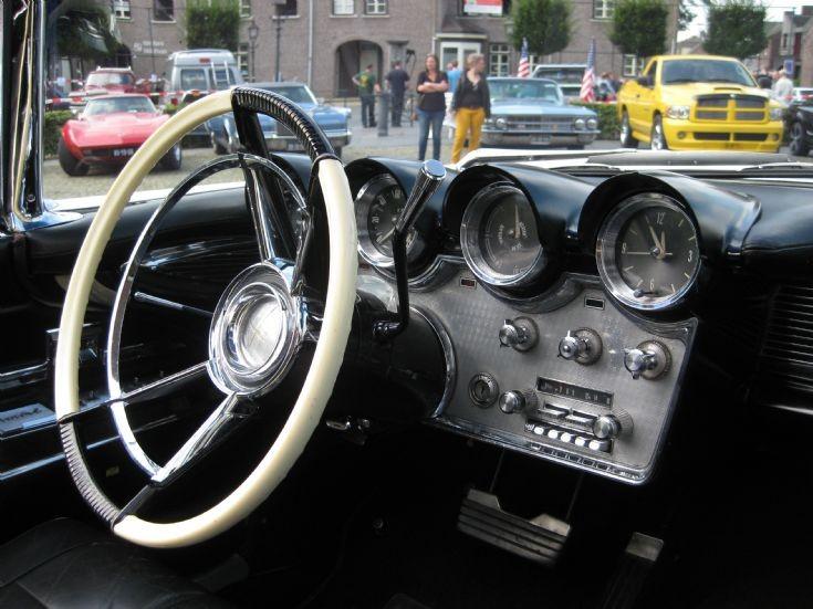 1959 Lincoln, image 3.