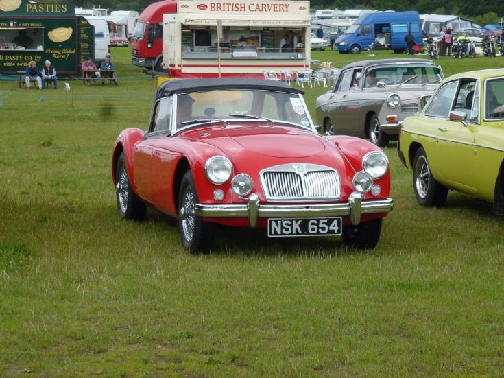 MGA on show at Bournemouth