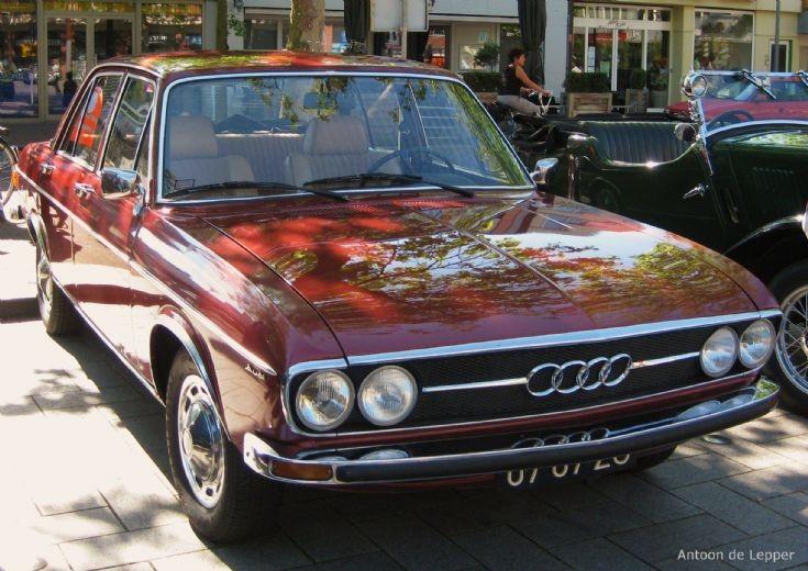 1973 Auto Union - Audi
