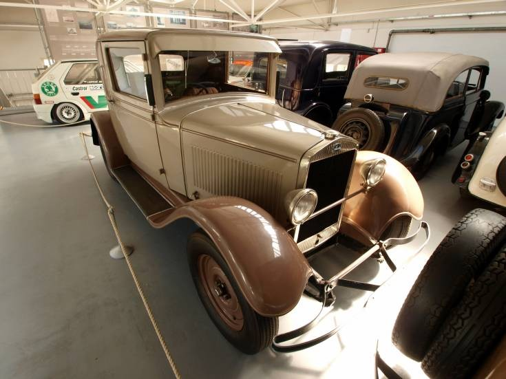 1930 Skoda 422