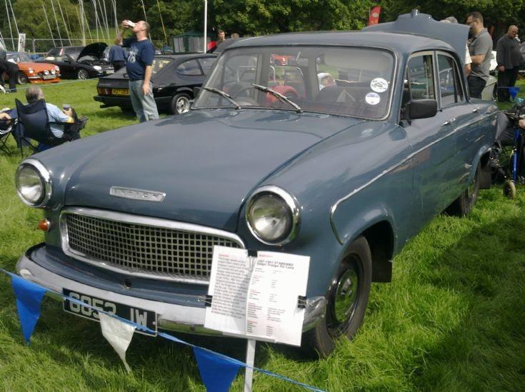 1961 Standard Ensign