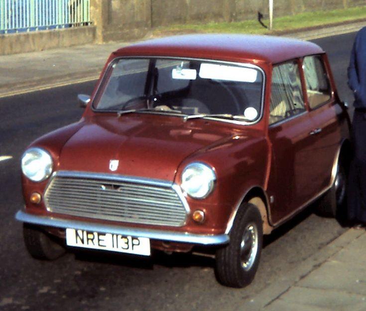 BLMC / Leyland Mini 1000 - NRE 113P