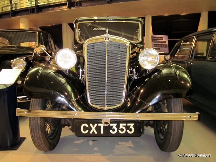 1936 Morris Eight Series I