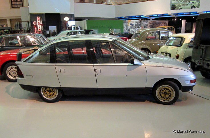 1981 British Leyland ECV3