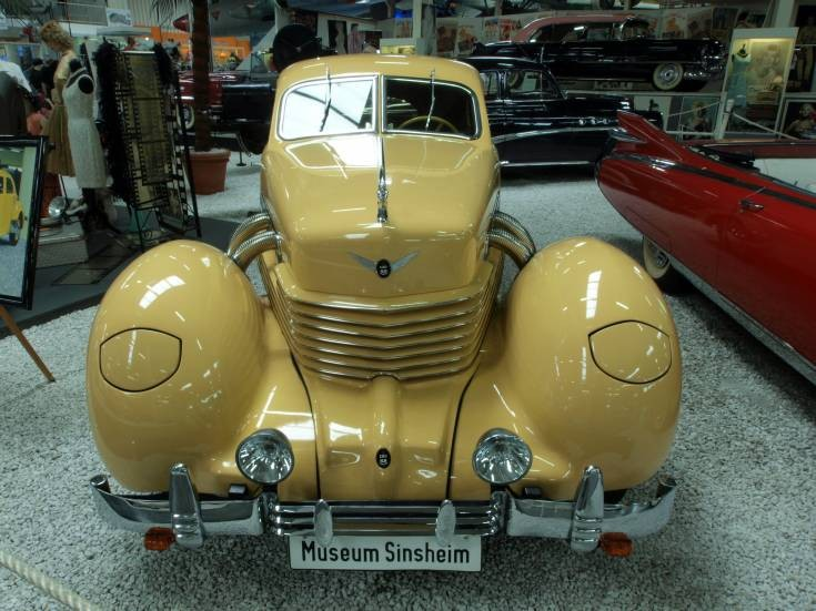 Photo of 1937 Cord 812