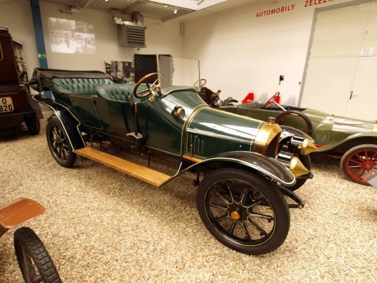1911 Audi 10-26 HP