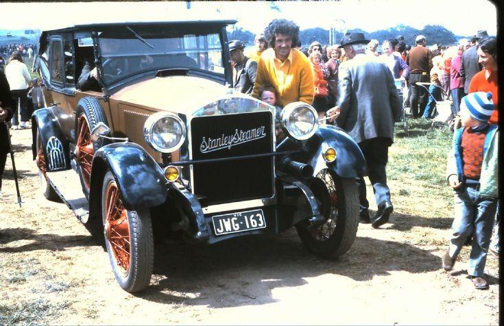 STEAM CAR in Victoria