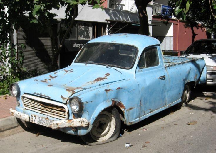 Rusty Škoda 1202
