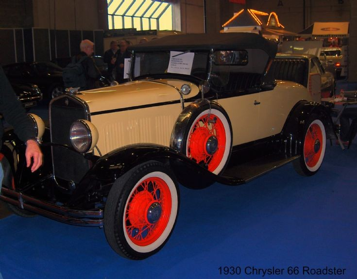 1930 Chrysler 66 Roadster (1)