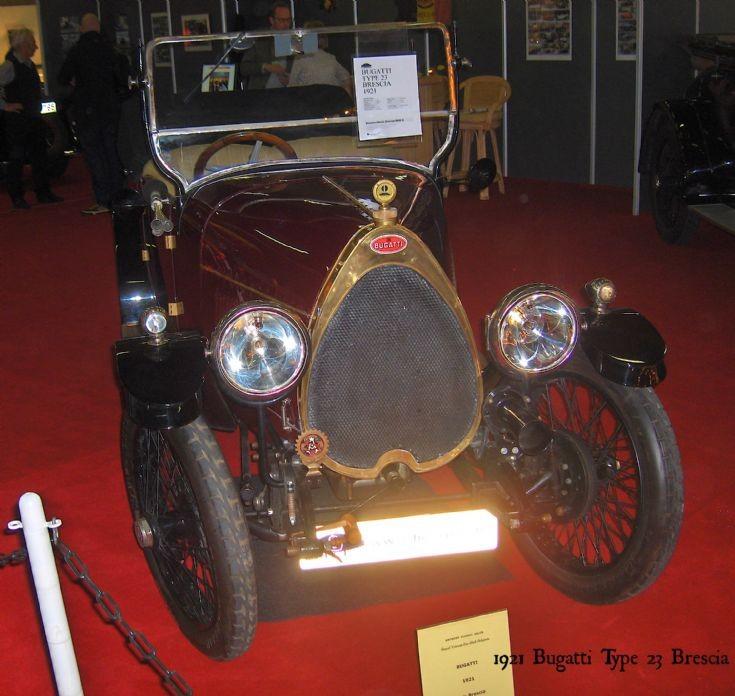 1921 Bugatti Type 23 Brescia (1)