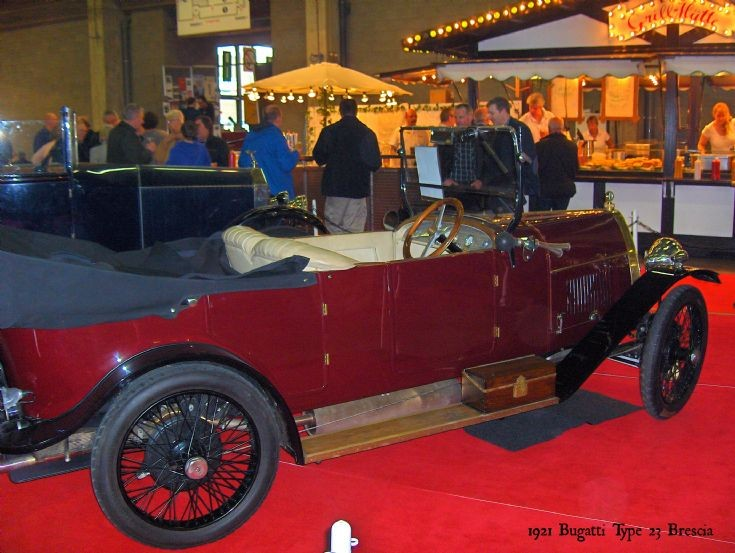 1921 Bugatti Type 23 Brescia (photo 2)