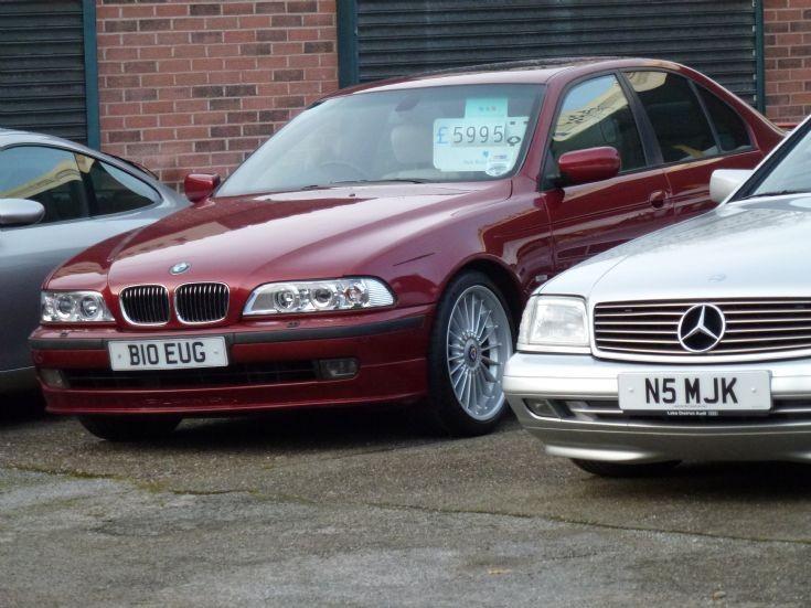B10 EUG BMW