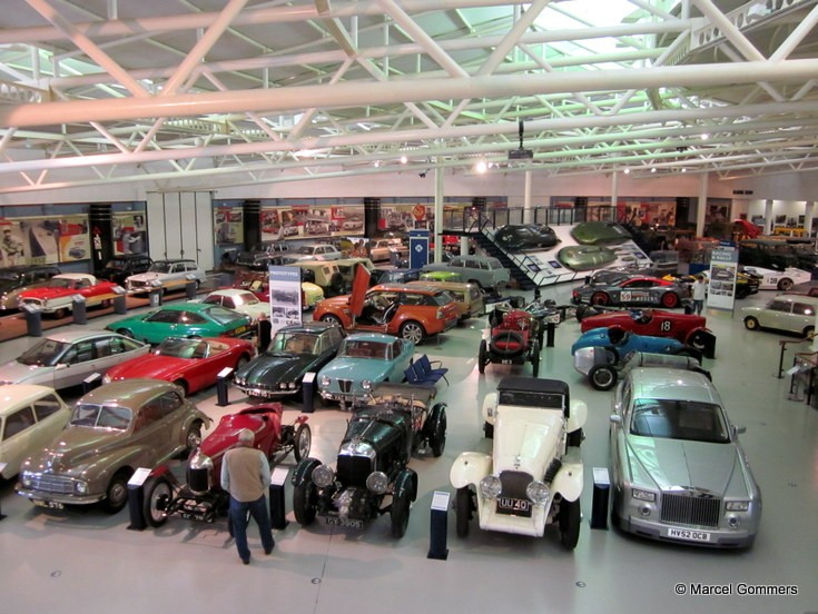 Heritage Motor Centre in Gaydon