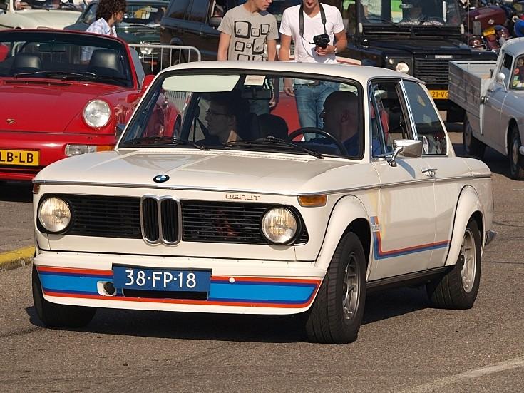 BMW in good shape