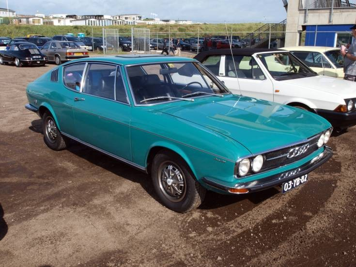 1973 Audi 100 Coupe S