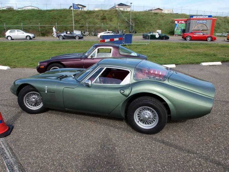 1968 Marcos 1600