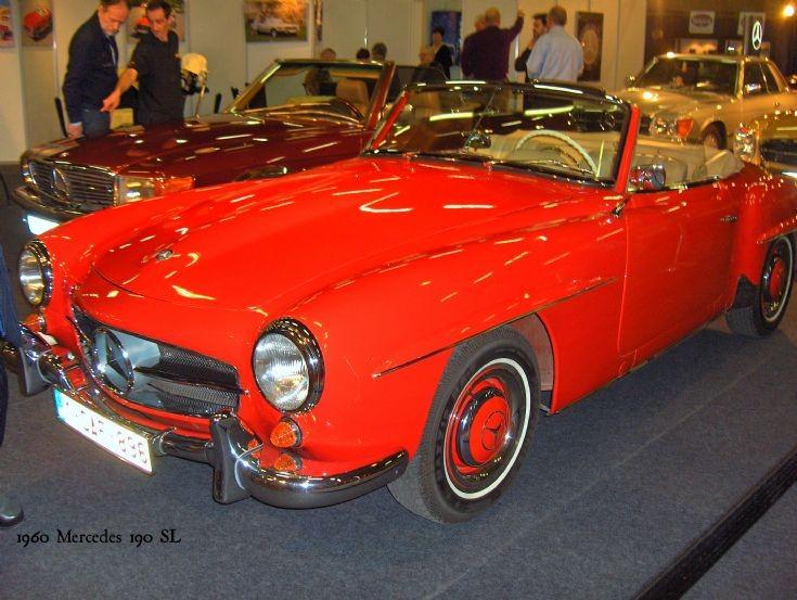 1960 Mercedes 190SL  (1)