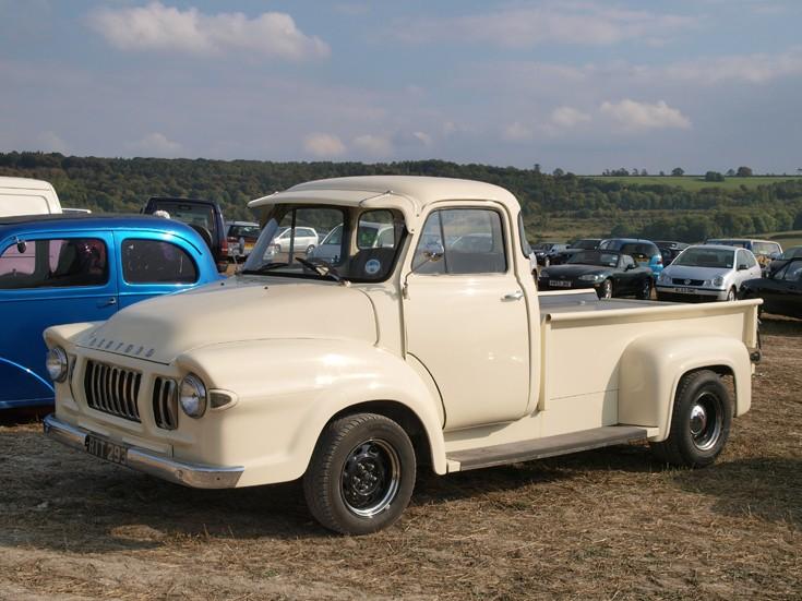 1954 Bedford pickup