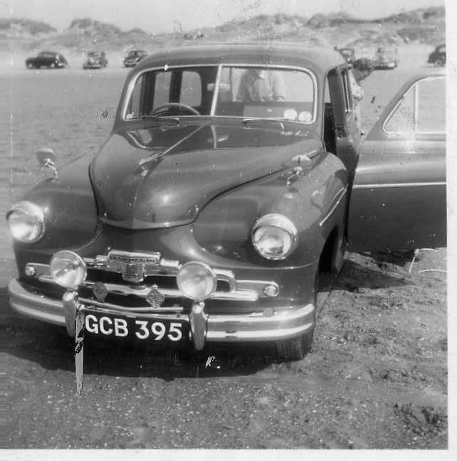 Vanguard in 1955