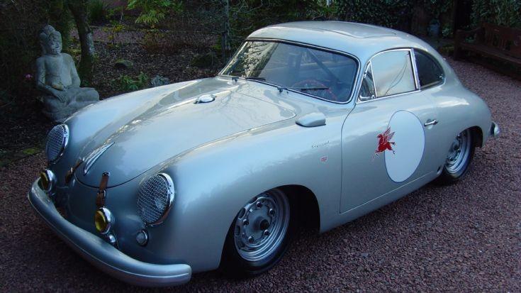 Porsche 356 Pre-A 1953 Border Reivers
