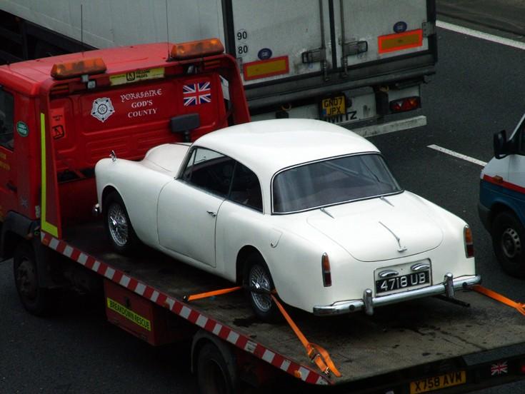 1960 Alvis TD 21
