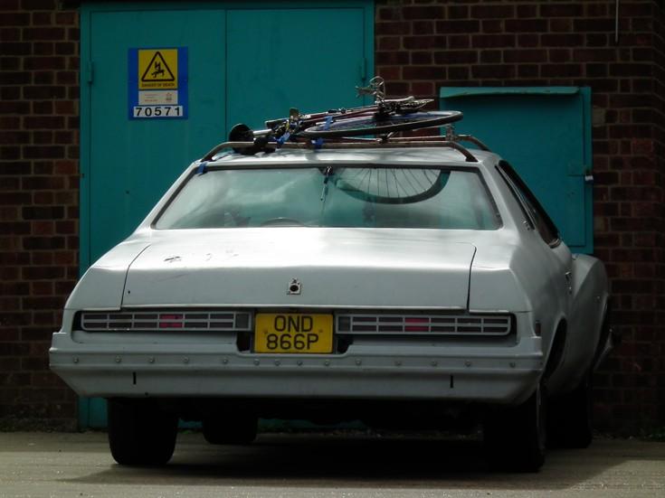 70's Buick Regal