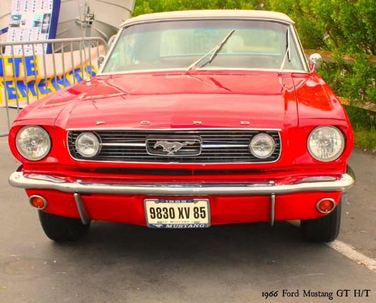 1966 Ford Mustang GT H/T (1)