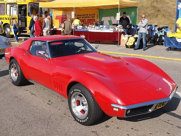 Classic American Sports Cars 21