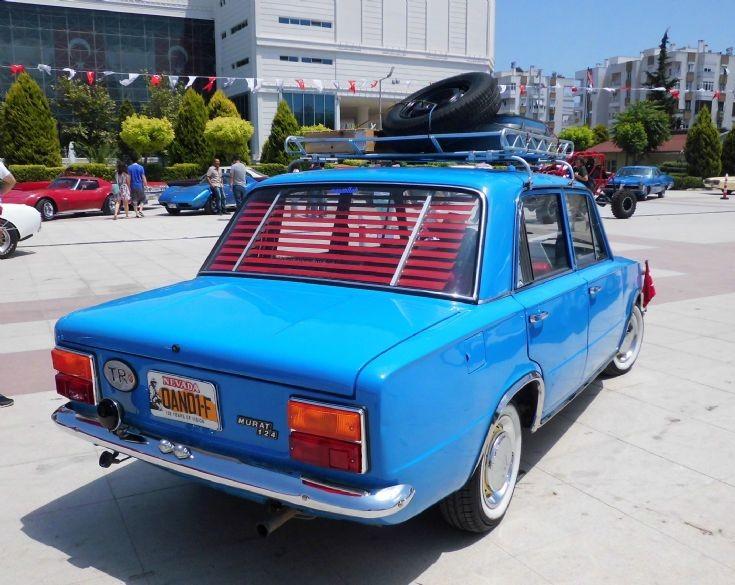 Tofaş Murat 124 - Blue 3