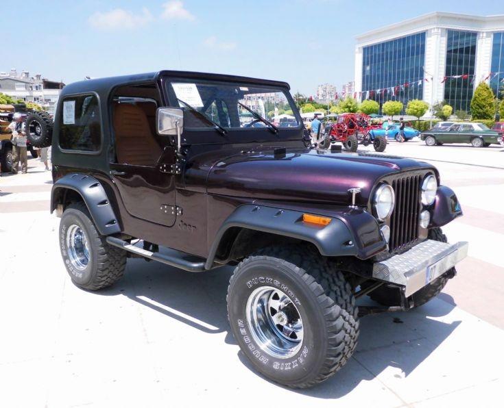 cj5 jeep vintage