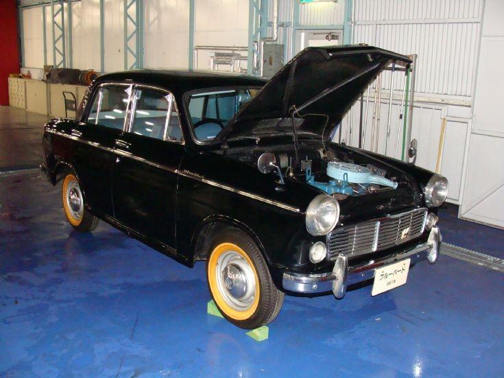 Datsun Bluebird 1200 - Japan