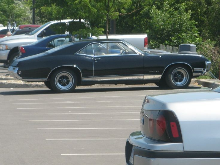 Buick riviera from the Late 1960s, Ottawa Ontario Canada