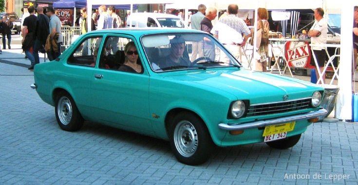 Opel Kadett in Maaseik  ( B )