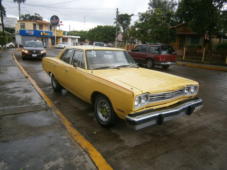 1969 Plymouth