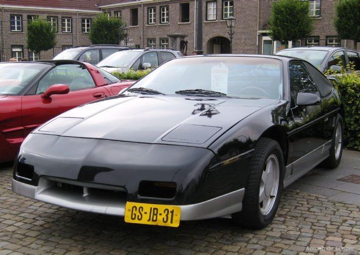 1986 Pontiac in Baarlo ( NL