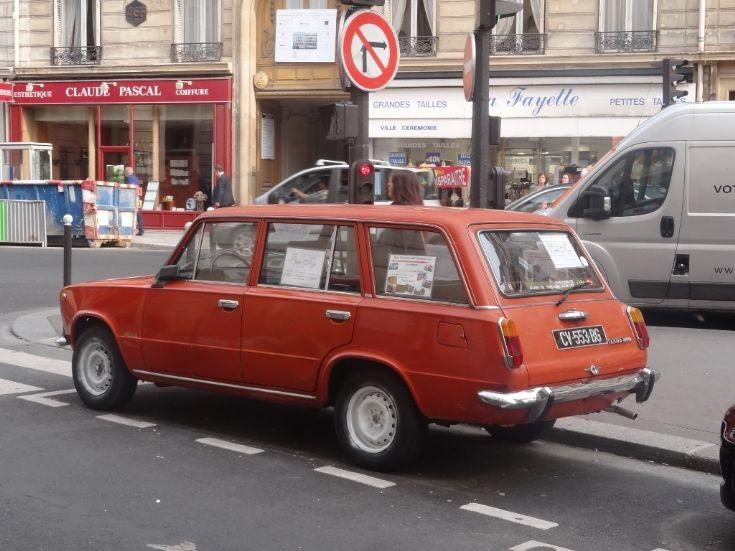 Lada 1200 Combi Paris