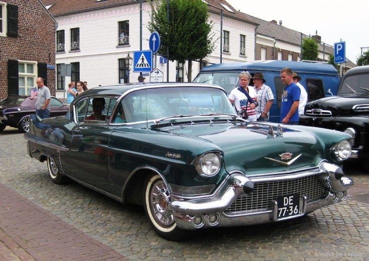 1957 Cadillac, image 5.