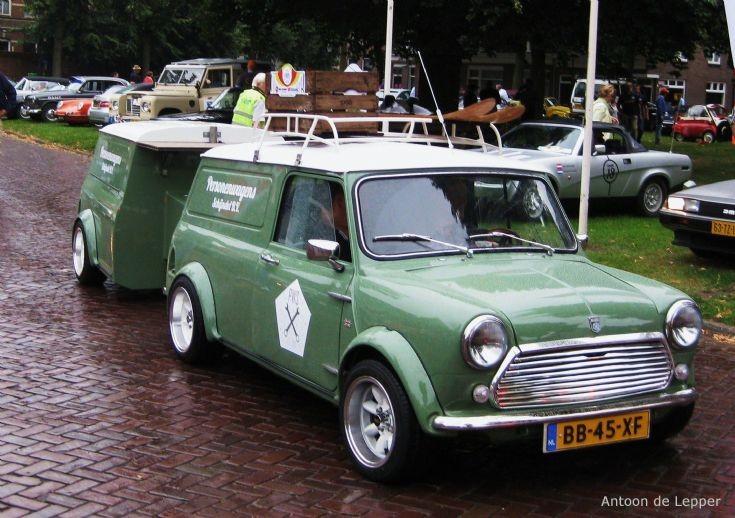 1981 Mini 1000.