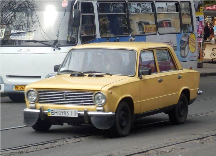 Lada - Odessa