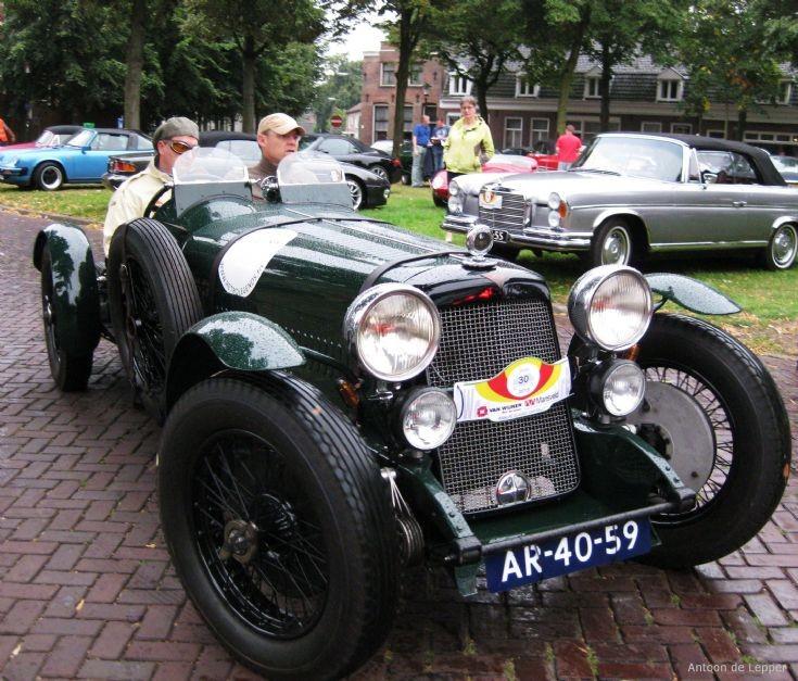 1936 Alvis SG 16/45, image 3.