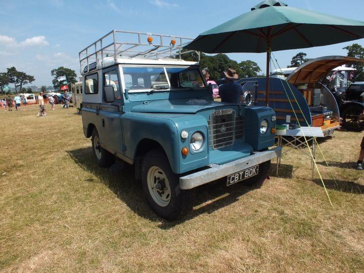 CBT 80K Land Rover