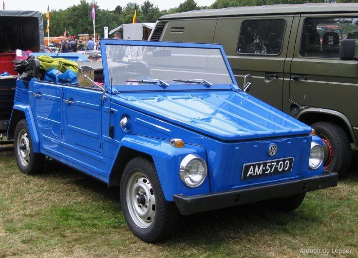 1972 Volkswagen 181