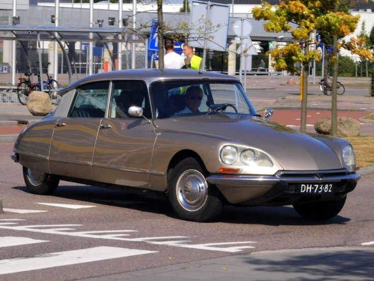 Classic Citroën DS in top condition